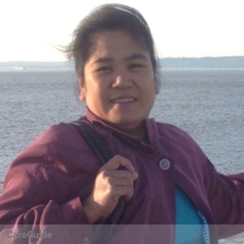 Canadian Nanny Provider Imelda Agbayani's Profile Picture
