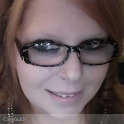 Canadian Nanny Provider Alicia W's Profile Picture