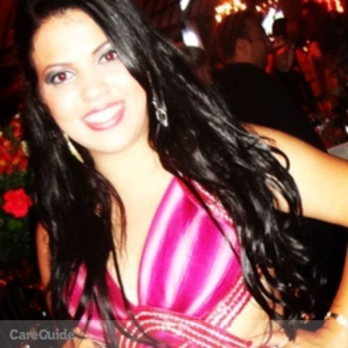 Canadian Nanny Provider Mariane M's Profile Picture