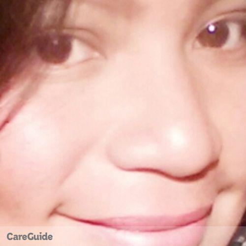 Canadian Nanny Provider Maria jesusa Vinluan's Profile Picture