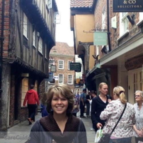 Canadian Nanny Provider Masha Levene's Profile Picture