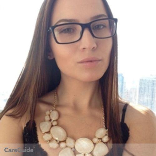 Canadian Nanny Provider Hilary Parker's Profile Picture