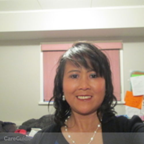Canadian Nanny Provider Marites G's Profile Picture