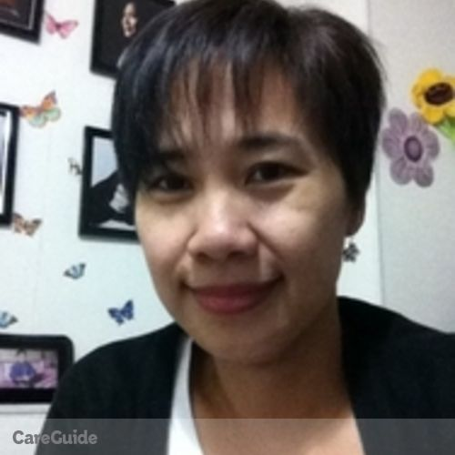 Canadian Nanny Provider Joan Duzon's Profile Picture