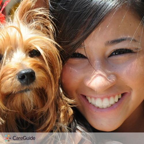 Pet Care Provider Shayna Gonzales's Profile Picture