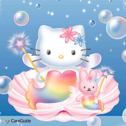 Hello Kitty Child Care Babysitter Daycare Provider