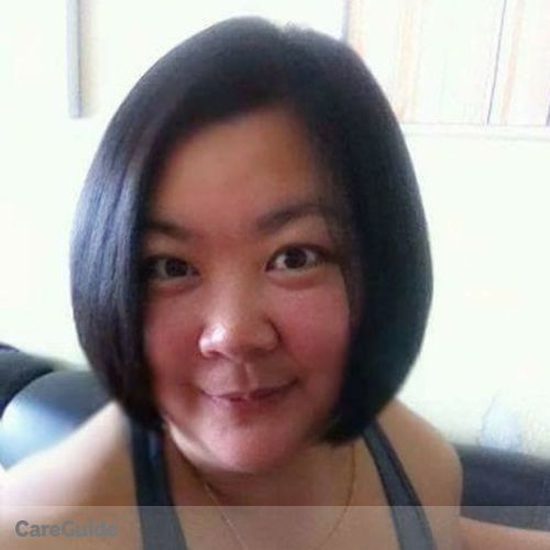 Canadian Nanny Provider Vivian Boonjungcharoenrat's Profile Picture
