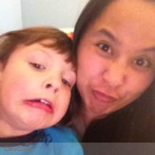 Canadian Nanny Provider Ma. Teresa 's Profile Picture