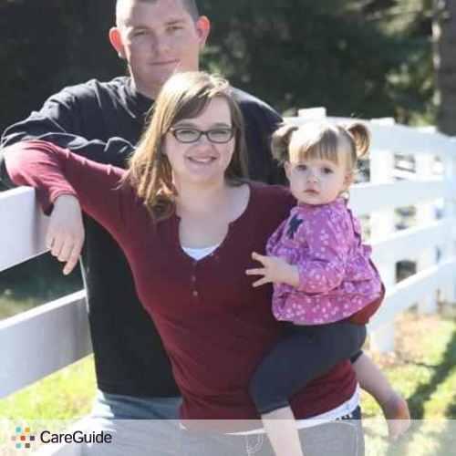 Child Care Provider Kalie T's Profile Picture