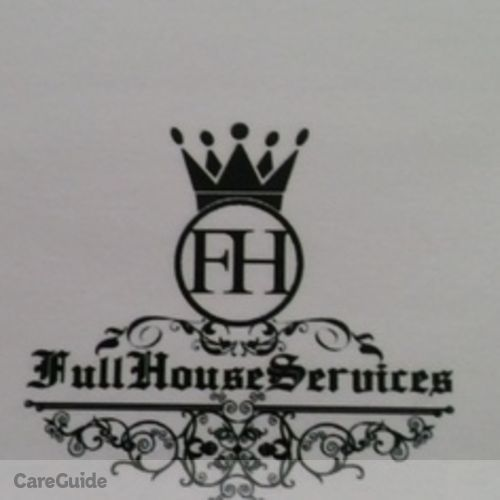Housekeeper Provider Full house Services's Profile Picture