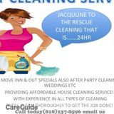 House Cleaning Company, House Sitter in Los Angeles