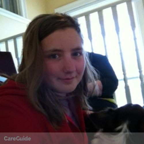 Canadian Nanny Provider Rebecca Sullivan's Profile Picture