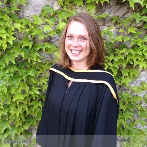 Canadian Nanny Provider Laura S's Profile Picture