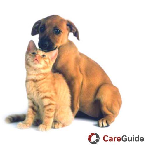 Pet Care Provider Moni Musial's Profile Picture