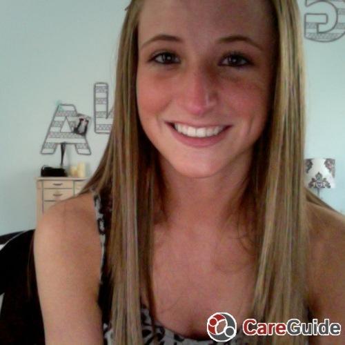 Child Care Provider Erin Cain's Profile Picture