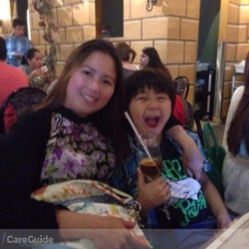 Canadian Nanny Provider Reynalyn Ramirez's Profile Picture
