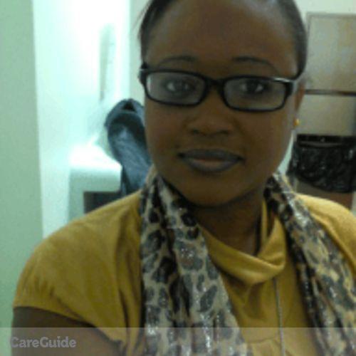Canadian Nanny Provider Norda W's Profile Picture