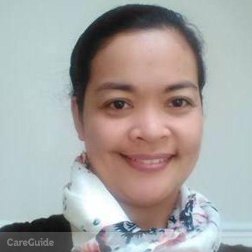 Elder Care Provider Benita Cosico's Profile Picture