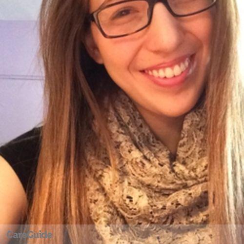 Canadian Nanny Provider Christina W's Profile Picture
