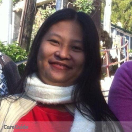 Canadian Nanny Provider Carla Garcia's Profile Picture