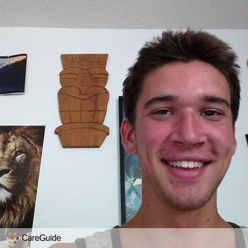 Pet Care Provider Justin K's Profile Picture