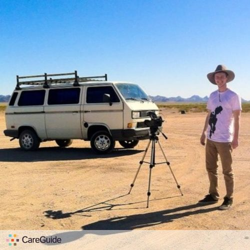 Videographer Provider Zach Surprenant's Profile Picture