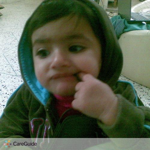 Child Care Provider Mrs KAshif 's Profile Picture