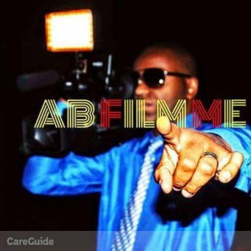 Videographer Provider Abraham Wright's Profile Picture