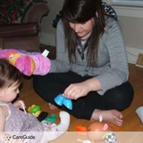 Child Care Provider Jade M's Profile Picture