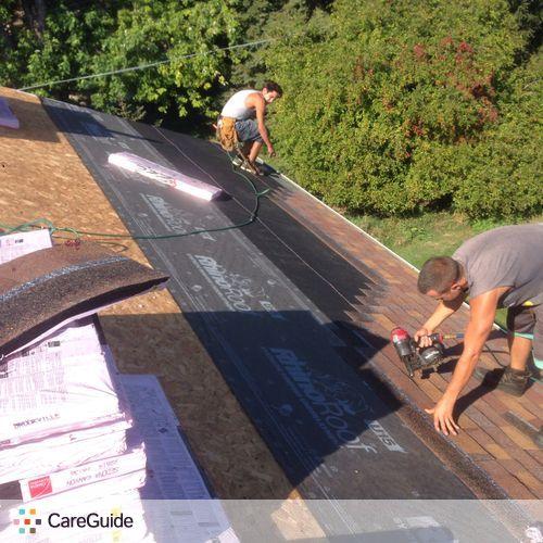 Roofer Job Vince Gentilozzi's Profile Picture
