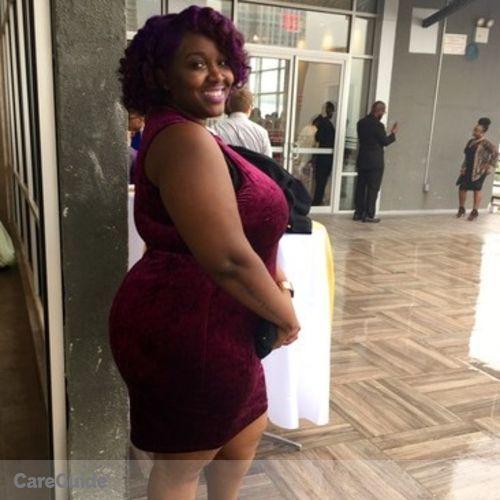 Child Care Provider Sadia James's Profile Picture