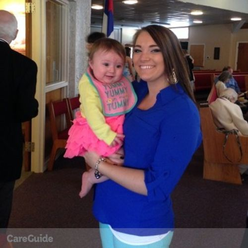 Child Care Provider Kayla Enos's Profile Picture