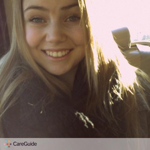 Pet Care Provider Alexandrea Carlson's Profile Picture