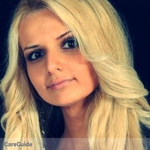 Canadian Nanny Provider Andrijana Nad's Profile Picture