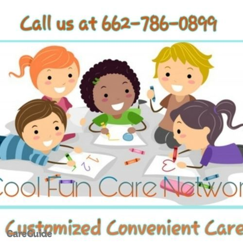 Child Care Job Cool Fun Care Network's Profile Picture