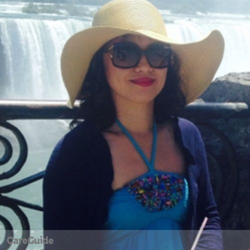 Canadian Nanny Provider Liza R's Profile Picture