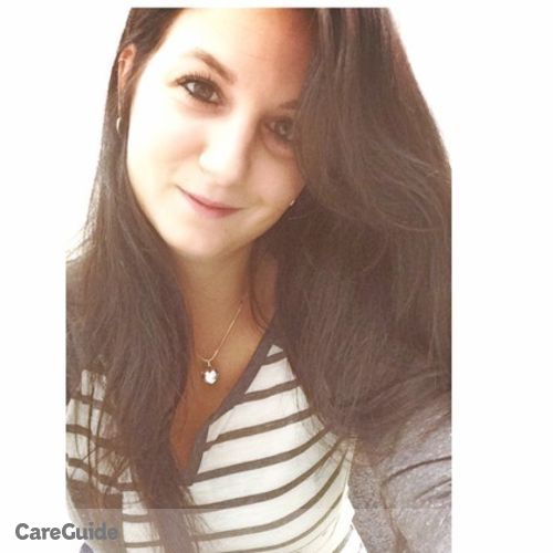 Canadian Nanny Provider Jordan M's Profile Picture