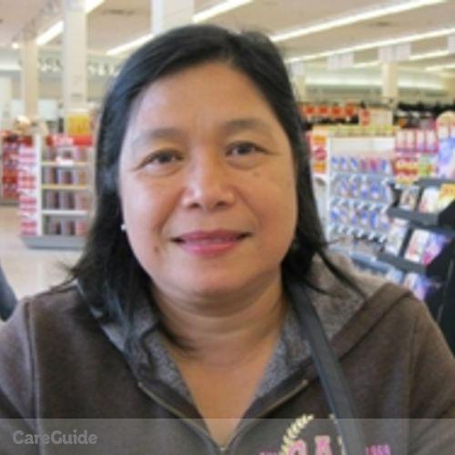 Canadian Nanny Provider Nenita Raval's Profile Picture