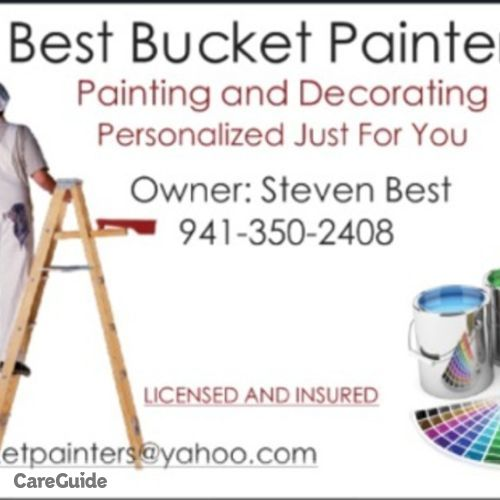 Painter Provider Steven Best's Profile Picture