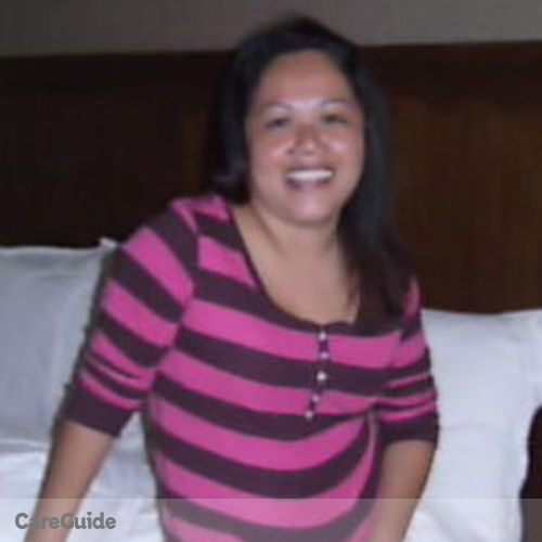 Housekeeper Provider Queenie may Gonzales's Profile Picture