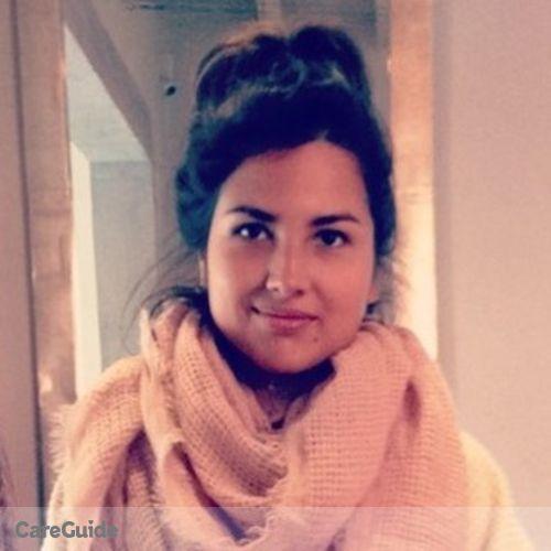 Canadian Nanny Provider Katia Farfan's Profile Picture