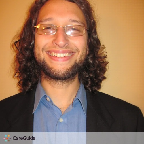 Tutor Provider Isaac Sussman's Profile Picture