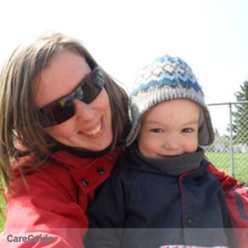 Canadian Nanny Provider Leroux Veronique's Profile Picture