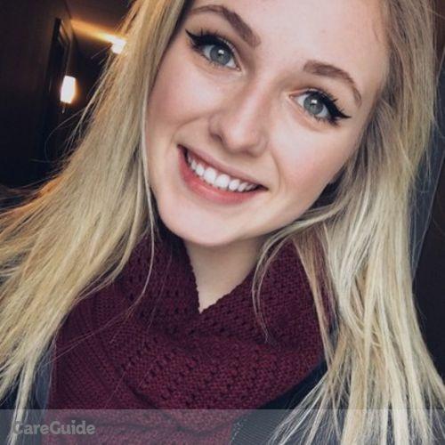 Canadian Nanny Provider Caroline Leclerc's Profile Picture