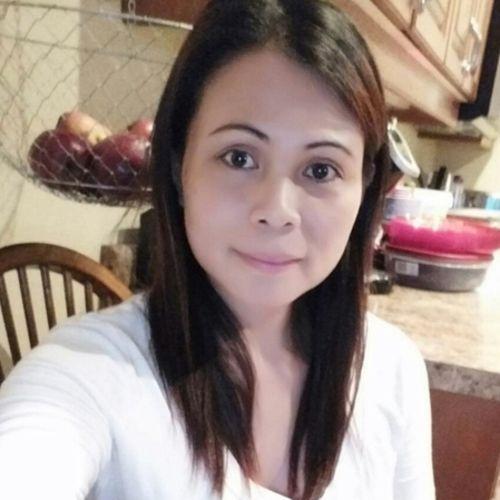 Canadian Nanny Provider Maria Jonah Doromal's Profile Picture