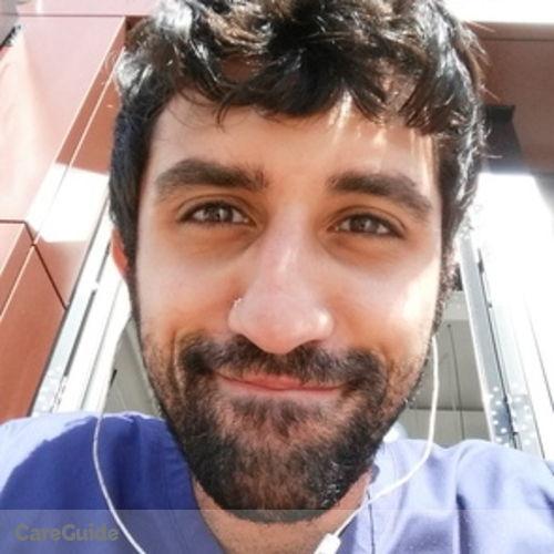 Canadian Nanny Provider Khalil A's Profile Picture