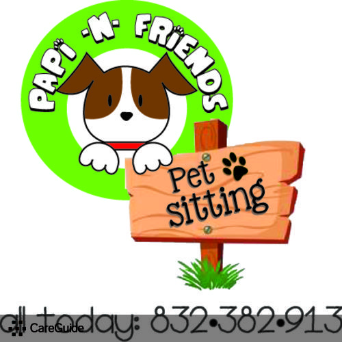 Pet Care Provider Papi and Friends 's Profile Picture