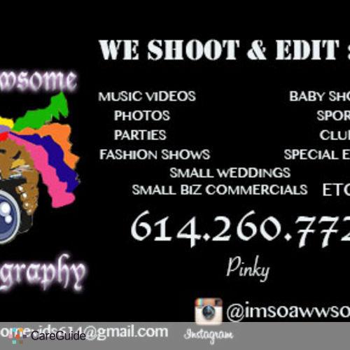 Videographer Provider Awwsome V's Profile Picture