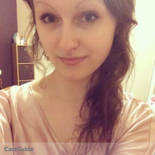 Canadian Nanny Provider Megan U's Profile Picture