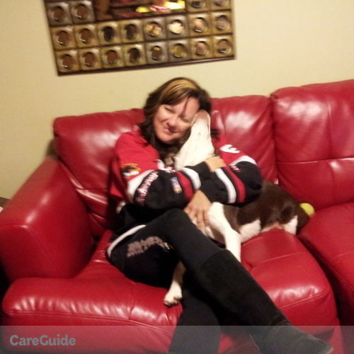 Pet Care Provider Tracey Knight's Profile Picture